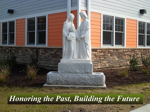 St. Jude the Apostle Parish - Honoring the Past, Building the Future